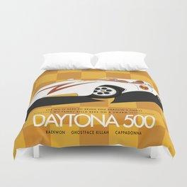 """Ghostface Killah of Wu-Tang """"Daytona 500"""" - 1996 Duvet Cover"""