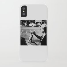The Cat's Meow iPhone X Slim Case