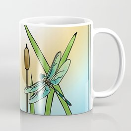 Dragonflies Fly Coffee Mug