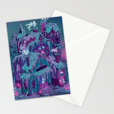 December House Stationery Cards