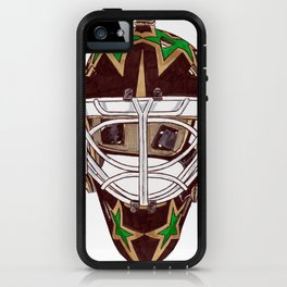 Casey - Mask iPhone Case