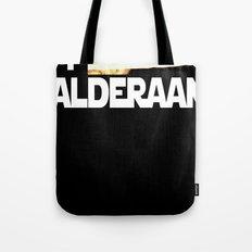 I Blew Up Alderaan Tote Bag