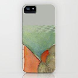 Descend iPhone Case