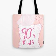 90's Kids Tote Bag