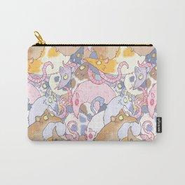 Fancy Rat Pattern Carry-All Pouch
