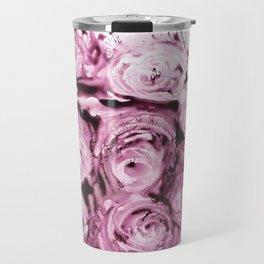 Muted roses Travel Mug