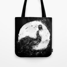 All of Space and Time Tote Bag