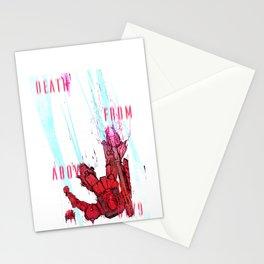 Death From Above 0079 (Zaku) Stationery Cards