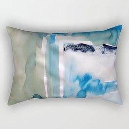 Landscape with Argonauts - Abstract 0029 Rectangular Pillow