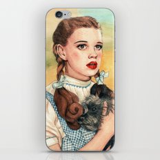 I Don't Think We're In Kansas Anymore iPhone Skin