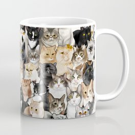 Catmina 2017 - FIVE Coffee Mug