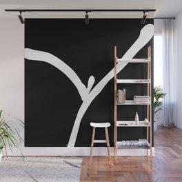 Vagina 1b by Kathy Morton Stanion Wall Mural