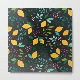 Lemon Grove Metal Print