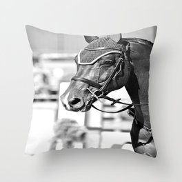 b&w classy design #collection II Throw Pillow
