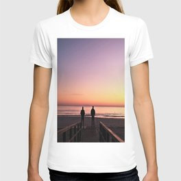 Waiting for sunrise T-shirt