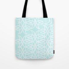 Blue Lunar Tote Bag