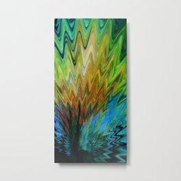 Magic Bloom Metal Print