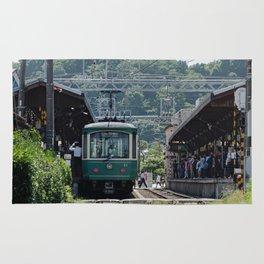Kamakura Enoden Rug