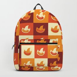 Hot sausage Backpack