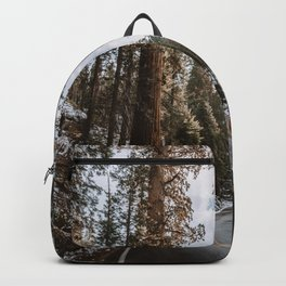 Giant Forest Exploring Backpack