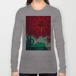 Falling Slowly Long Sleeve T-shirt