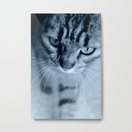 Tiger Lili 6 Metal Print