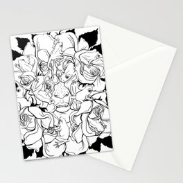 Fairy Tale (Kissed by a Prince) Stationery Cards