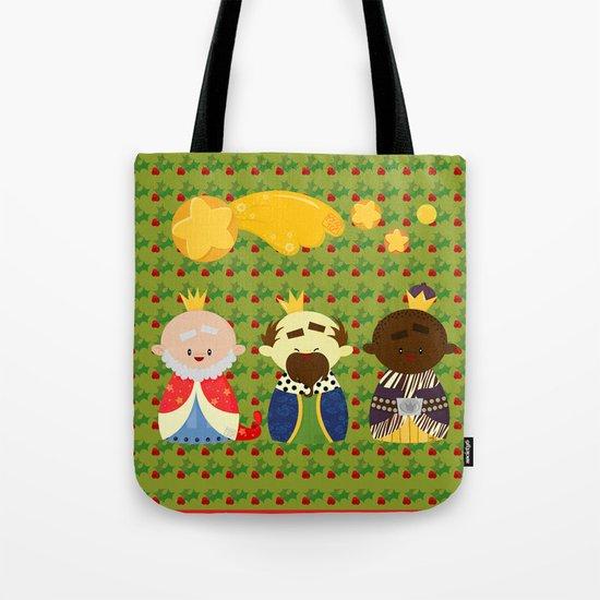 Three Kings (Reyes Magos) Tote Bag