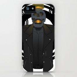 Hell King iPhone Case