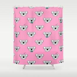 Koala Cuddles Shower Curtain