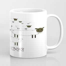 Flock Off Coffee Mug
