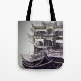 Charcoal Tradition Tote Bag