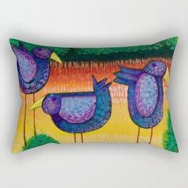 Chicky Chicky chicky Rectangular Pillow