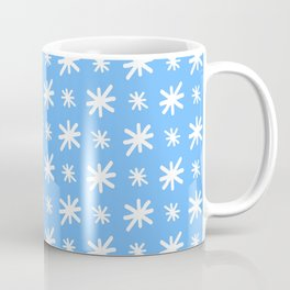stars 128 - blue Coffee Mug