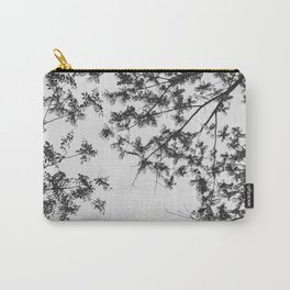 Leaves and trees Carry-All Pouch