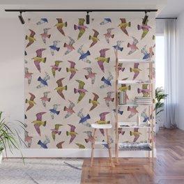 Swooping Birds - Autumn Wall Mural