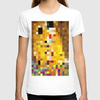 mosaic T-shirts featuring mosaic by Panic Junkie