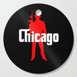 Chicago mafia Cutting Board