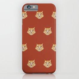 Go Get 'Em Tiger  iPhone Case