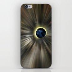OWL Eye iPhone & iPod Skin