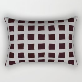 Square Parts Rectangular Pillow