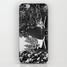 Snow Building in Snow iPhone & iPod Skin