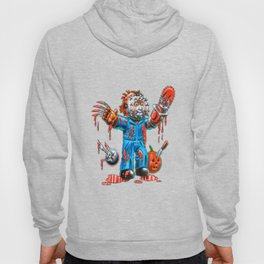 Freddy Of All Faces Hoody