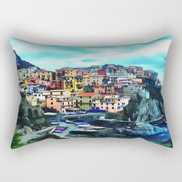 Manarola Rectangular Pillow
