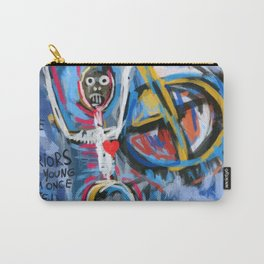 These easy interiors Carry-All Pouch