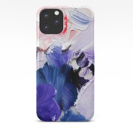 If You Please (Abstract Painting) iPhone Case