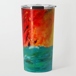 Asking for Help Travel Mug