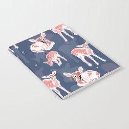 Little deers pattern Notebook