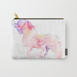141203 Abstract Watercolor Block 79 Carry-All Pouch