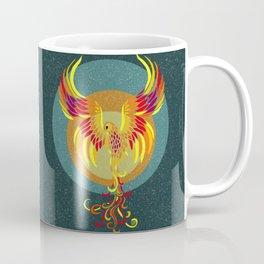 Fire Phoenix Coffee Mug